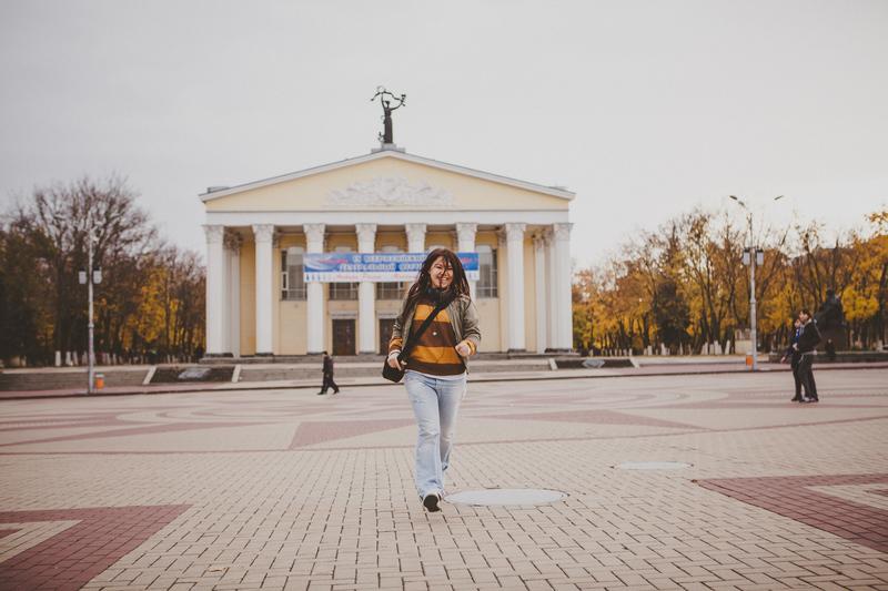 Позади меня - Белгородский драматический театр им. М.С.Щепкина