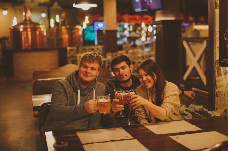 Заведение Alt beer в Харькове