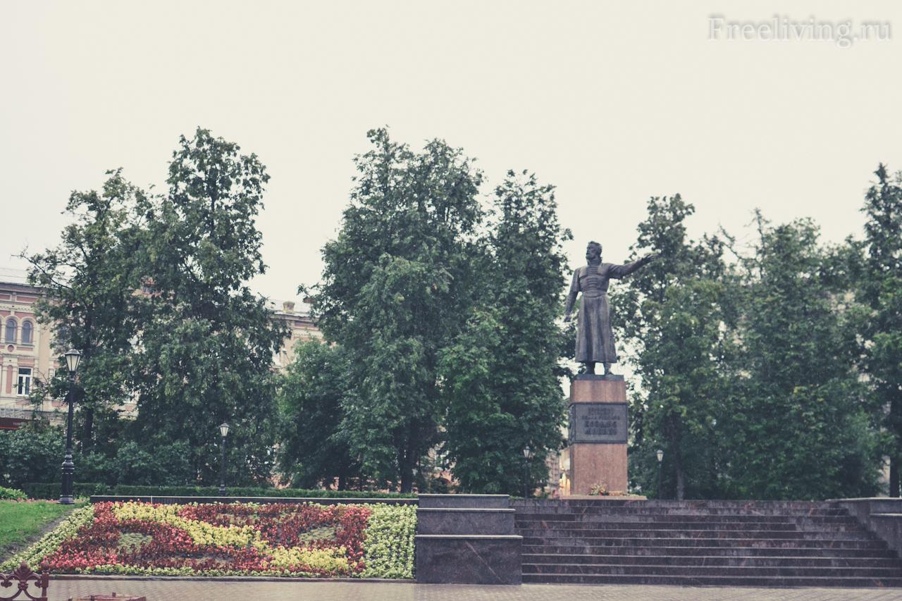 Памятник Кузьме Минину, Нижний Новгород