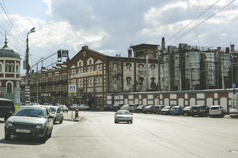 Жигулевский Пивоваренный завод, Самара