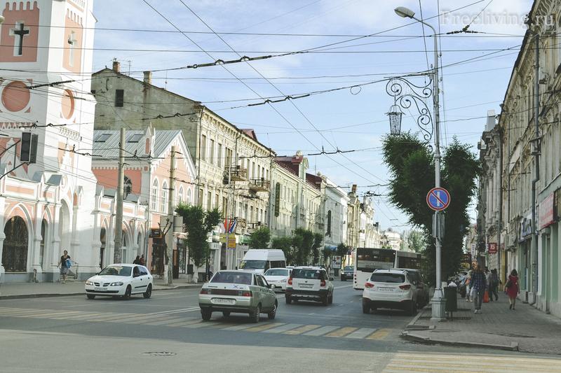 Улица Куйбышева, Самара